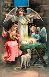 Angels Nativity