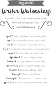 FIREBIRD BLOG ROLL Writer Wednesday Date List