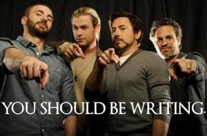 Avengers You Should Be Writing